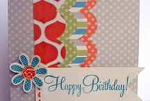 Stampin' Up! and card ideas / by Melissa Robinette