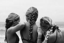 fotos para amigas en verano