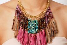 Pampilles collier