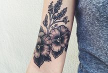 Tatoo nature