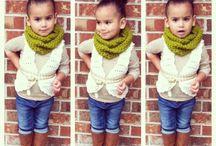 Schattige meisjes outfit :)