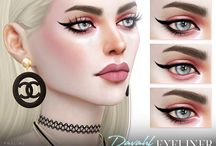 the sims make up