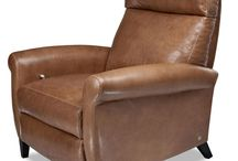 Comfort Recliner / The Comfort Recliner by American Leather