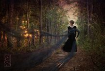 """""""Ghost of Hapsebah Coone"""" Creative photoshoot by Amy Asher"""
