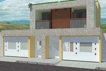 Habitação de Interesse Social - Perseverança / Projeto autoral produzido em parceria com Rafael Lisbanho