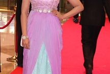 Celebrities dressed in Soucika by Kamal Raj Manickath