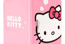 Cute or Hello Kitty / Anything cute as Hello Kitty stuff.