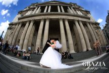 London Weddings / Weddings in London by Grazia Louise Photography