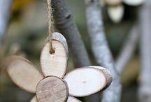 I træ