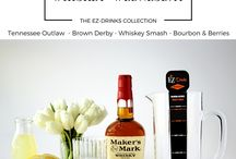 EZ-Drinks cocktails / This board is all about our 20 cocktail creations
