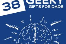 Father's Day - Gift Ideas For Geek Dads / It's important to show our biggest protectors, greatest gaming competitors, movie references encyclopaedia and our wisest advisors how much we appreciate them. Here are soME last minute gift ideas for our dads. Happy Father's day!