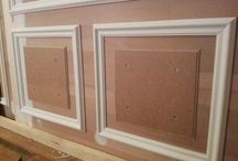 Wall mouldings