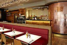 Restaurantes / by Dario Romero Bobrek