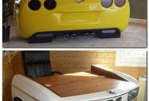car to furniture