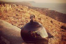 Koronamou Road Trip / Ταξίδι με μηχανή στην Μάνη