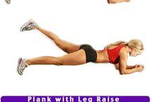 Exercise / Lichaamsoefeningen
