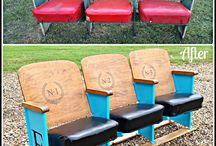 krzesła z kina