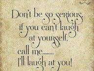 Things that make me laugh / by Colleen Simoni