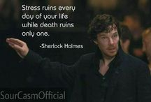 you are Sherlocked