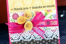 Cardology - Thanks / NO PIN LIMITS...Re-PIN as many as you wish! Thank You Cards