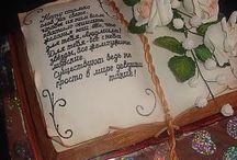 торт для лены