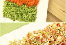 Healthy Eating / Comer sanito!