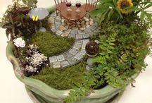 Miniaturowe ogrody