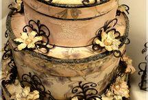 Tunder Mitrea / Cake Box-Heartfelt Creations Arianna Blooms flowers