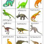 Dinozaury (Dinosaurs Theme)