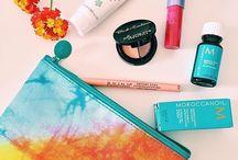 Make-up and skincare