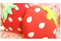 Strawberries! / by Sheila Toigo Briley