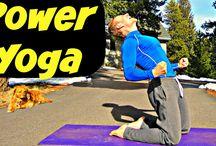 Power yoga workouts