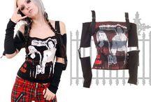 Punk Rock Style