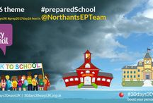 #preparedSchool / Emergency preparedness for schools is crucial. Schools are the heart of many communities. Check out these FREE UK RESOURCES from trusted partners. Find out more about #30days30waysUK by visiting the website at http://30days30waysUK.org.UK