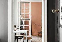 Väggar, dörrar och fönster