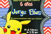 Cumple Pokemon Bau