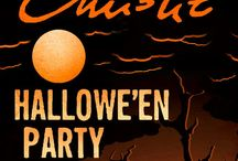 Halloween Mysteries--Scare Yourself to Death! / Mysteries set on or near Halloween