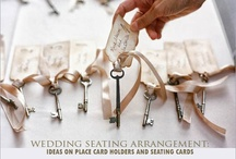 **SEATING PLANS ** / by Josanne Roome