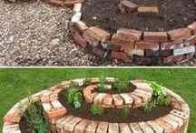 Jardin / Jardin aménagement, idées, potager, plantes, fleurs, permaculture...