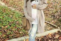 Maternity style / Pregnancy fashion, maternity outfits, dresses, jeans, tops, maternity style etc