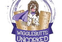 WIGGLEBUTTS UNCORKED / by Fidose of Reality