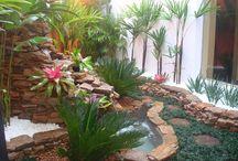 Jardim de Inverno / Começando à planejar o meu....