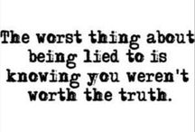 Truths / by Susan Osorio