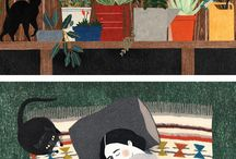 kedili kadın