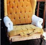 Reupholstering / by Noelle Boone