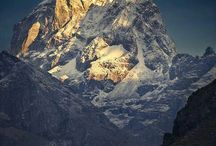 Vakre fjell