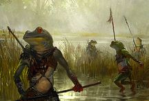 Beyond the Standing Stones - Swamp