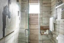 Modern Bohemian Bathroom