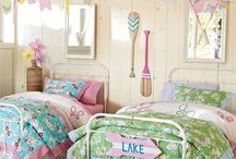 Girl`s rooms