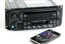 Bluetooth Music Radios / Bluetooth Upgraded Factory Radios from 1 Factory Radio